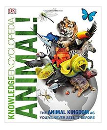 Knowledge Encyclopedia Animal - English