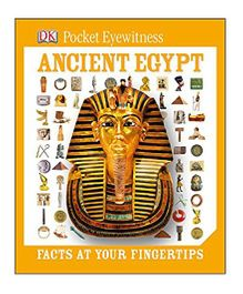 DK Pocket Eyewitness Ancient Egypt - English