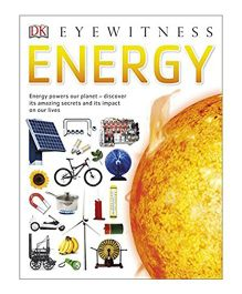 DK Eyewitness Energy - English