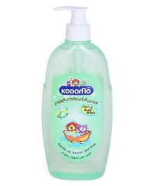 Kodomo Head to Toe Body Wash - 400 ml