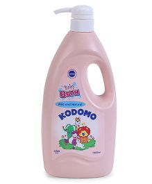 Kodomo Baby Bath Mild & Natural - 1000 ml