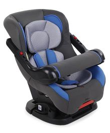 Convertible Baby Car Seat - Blue & Grey