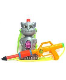 DealBindass Water Gun with Cat Back Pack DL311