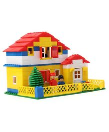 Peacock Holiday Home Block Set - 300 Pieces
