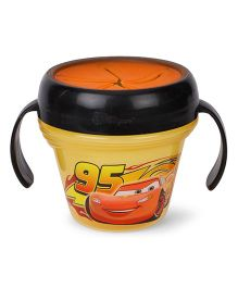 The First Years Disney Pixar Cars Snack Bowl Light Yellow - 240 ml