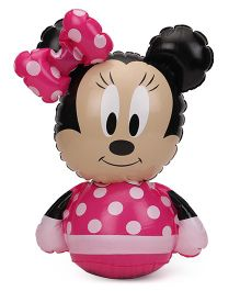 Disney Minnie Mouse Hit Me Toy Tumbler Pink Black - 35 cm