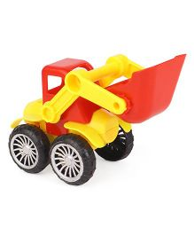 Grv Construction Toy Vehicle - Red Yellow