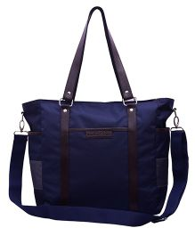 Bohomia Featherlite Multi-purpose Diaper Bag - Blue