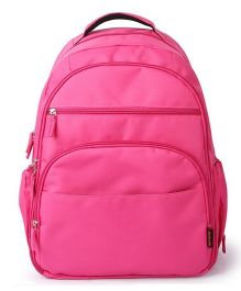 T-Bags Backpack Style Diaper Bag Pink - 16.5 inches