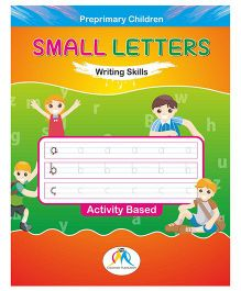 Small Letters Writing Skills Book - English