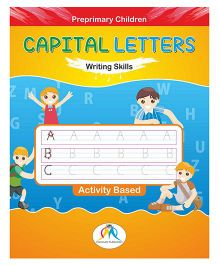 Capital Letters Writing Skills Book - English