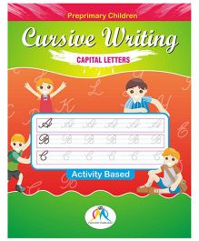 Cursive Writing Capital Letters - English