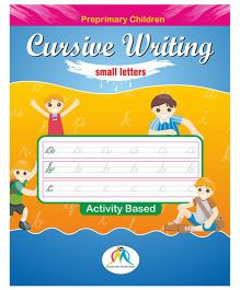 Cursive Writing Small Letters - English