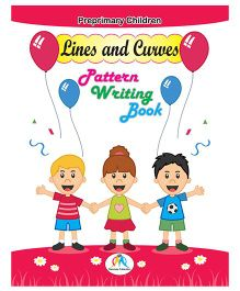 Lines & Curves Pattern Writing Book - English