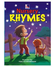 Nursery Rhymes Book - English