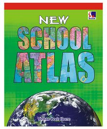 New School Atlas Book - English