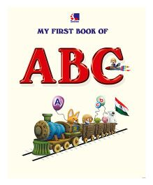 My First Book Of ABC - English