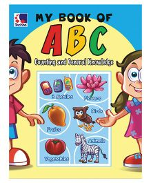 My Book Of ABC Counting And General Knowledge - English