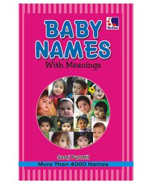 Ekas Baby Names With Meaning Book - English