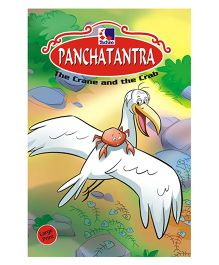 Panchatantra The Crane And The Crab - English