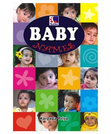 Ekas Baby Names Book - English