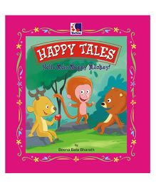 Happy Tales Hello Miss Moppy Monkey! - English
