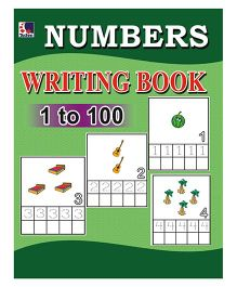 Ekas Number Writing From 1 To 100 - English