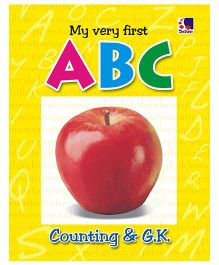 Ekas My Very First Book of ABC - English