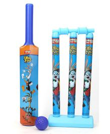 Looney Tunes My First Cricket Set - Blue