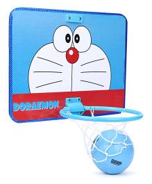 Doraemon Basket Ball Set - Blue