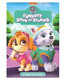 Nickelodeon Paw Patrol Pawfect Book Of Stories - English