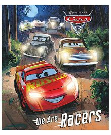 Disney Pixar Cars 3 We Are Racers - English