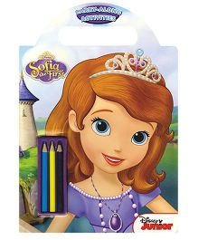 Disney Sofia The First Carry-Along Activities - English