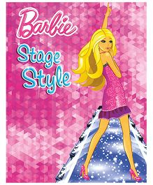 Barbie Stage Style - English