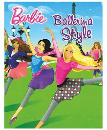Barbie Ballerina Style - English