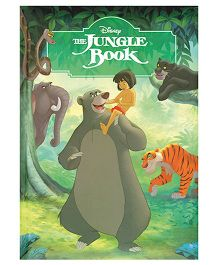 Disney The Jungle Book - English