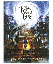Disney Beauty And The Beast Lost In A Book - English