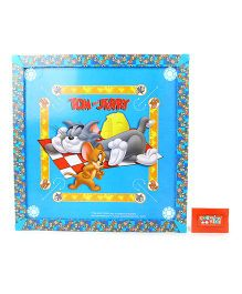 Tom And Jerry Carrom Board - Blue