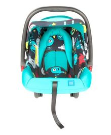 Mee Mee Printed Baby Car Seat Cum Carry Cot MM 806C - Green