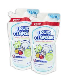 Pigeon Liquid Cleanser 700 ml - Pack Of 2
