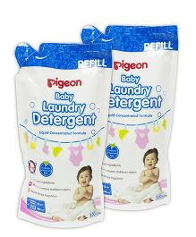 Pigeon Liquid Laundry Detergent Refill Pack of 2 - 500 ml