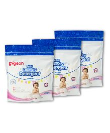 Pigeon Baby Laundry Detergent Powder Pack Of 3 - 200 gm