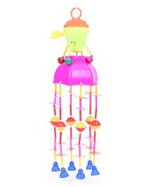 Ratnas Merry Go Round Cot Mobile Toy (Color May Vary)