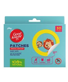 Good knight Mosquito Repellent Patches - 30 Pieces