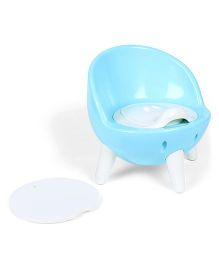 Baby Potty Chair - Blue