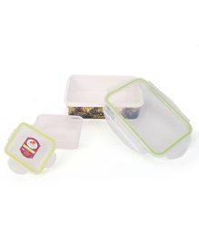 Servewell The Jungle Book Lunch Box Set - Green