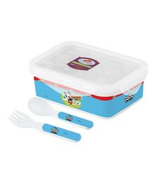 Servewell Mickey Mouse Lunch Box - Blue