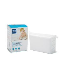 Mee Mee One Way Absorbent Nappy Liners Pack Of 100 - White