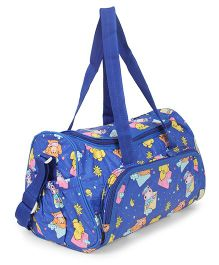 Mee Mee Multi Functional Diaper Bag MM-06 - Dark Blue