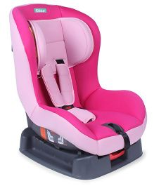 Convertible Baby Car Seat - Pink